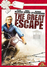 The Great Escape Dvd John Sturges(Dir) 1963