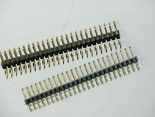 2pk 25 X 2 Header Pins Right Angle