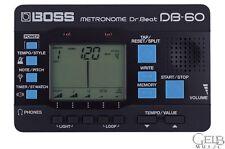 Boss DB-60 Dr. Beat Digital Metronome - DB-60