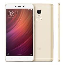 Xiaomi Redmi Note 4 Smartphone 64GB ROM 3GB RAM Dual SIM Unlock Gold