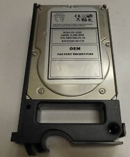 SCA/LVD U320 HDD068 SCSI Hard Drive 146GB 8MB 10K OEM146LCV-10 For Dell 2550