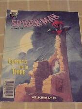 SPIDERMAN Esprits de la terre Comics SEMIC super heros FRENCH collection TOP BD
