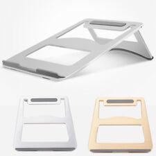 Ergonomic Metal Desk Laptop Stand Tablet Holder For MacBook W/ Cooling Function