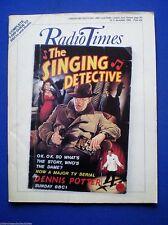 November Radiotimes Film & TV Magazines