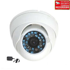 16x Wide Angle Outdoor IR Day Night Dome Security Camera for CCTV DVR System mfu