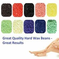 100g HOT WAX BEANS BEADS WAXING HAIR REMOVAL KIT WARM POT DEPILATORY FILM PELLET