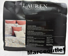 Ralph Lauren Cayden Stripe Cotton Percale KING Sheet Set Multi