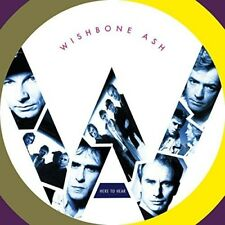Wishbone Ash - Here To Hear [New CD] Holland - Import