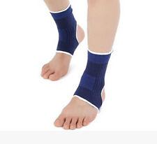 Support Brace Wrap Pain Relief 2016 Elastic Compression Ankle Foot 2pcs Sports
