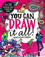 You Can Draw It All! by Parragon in New