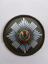 """Household Division 3"""" Sublimation Iron Or Sew On Patch Badge UK Military Army"""