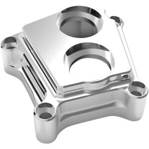 Arlen Ness 10 Gauge Chrome Lifter Tappet Block Covers for Harley Twin Cam 99-16
