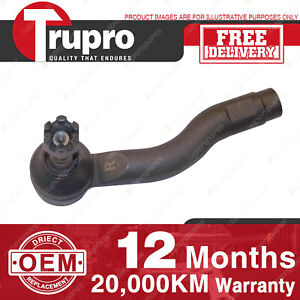 1 Pc Trupro RH Outer Tie Rod End for MAZDA 6 SERIES 6 GG GY 02-07