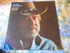 Tommy Overstreet Hangin' Around 1977 Sealed Vinyl LP