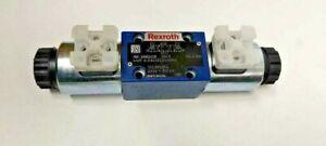REXROTH R900561278 4WE 6 E62/EG24N9K4 Directional Control Valve solenoid