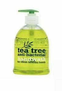 Anti Bactria Tea Tree Handwash Hand Wash Liquid Hands Pump Soap 500ml