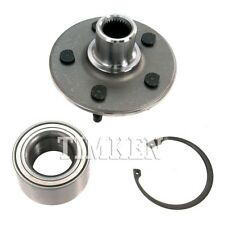 Wheel Bearing and Hub Assembly-4WD Rear Timken HA590259K