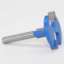 """Diamètre de coupe 35mm Fraise à rainurer en T - Queue 1/4 """"- Outil à bois"""
