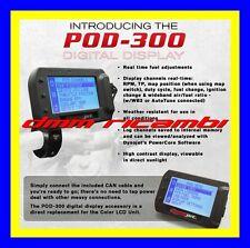 Dynojet LCD modifica carburazione rap. stechiometrico Power Commander 5 POD300