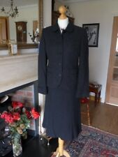 Phase Eight Smart and versatile Skirt Suit. Perfect for the Office. 10/12. Black