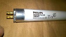 PHILIPS MASTER TL5 HE 14w/827 FABRICADO EN HOLANDA Extra Blanco Cálido 14