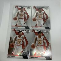 2019-2020 Mosaic Cam Reddish Debut Atlanta Hawks 4 Card Lot NBA Rookie RC