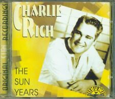 Charlie Rich - The Sun Years Cd Perfetto Sconto EURO 5 su Spesa EU 50