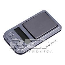 Balanza Digital de Precisión 0,01gr - 200 gr.MINI Bascula Peso ESPAÑA d237