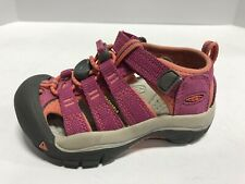Keen Newport H2 Toddler Girl's Size 8M Pink Strappy Sandals, 1014251