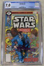 STAR WARS vol.1 (1977) #16  CGC 7.0 First app. Valance the Bounty Hunter (Marvel