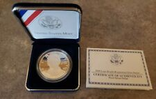 2009 LOUIS BRAILLE BICENTENNIAL PROOF * 90% SILVER DOLLAR * US MINT* BOX * COA*