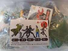 Japan Giappone Original Anime Manga Fumetti Set 5 Gashapon Koro Koro - GANTZ - -