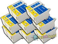 8 Sets t040/t041 Compatible no-OEM Cartuchos De Tinta Epson Stylus Cx3200 cx3250