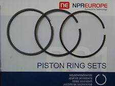 89 STD 1.5-1.5-2 BMW M60B40 91 SEGMENTS DE PISTON 8x