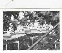 """*Postcard-""""The Cannon Ball"""" /Roller Coaster/ @ Santa's Village  (A19-4)"""