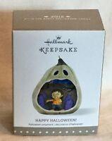 Hallmark Keepsake Halloween Ornament - Happy Halloween 3rd In Series 2015