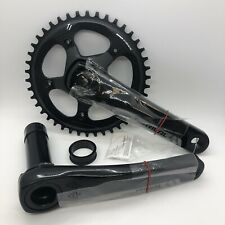 NEW SRAM Rival 1 Crankset 170mm 10/11-Speed 42t 110 BCD BB30/PF30 Black TAKE-OFF