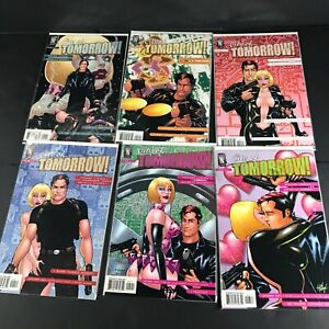 Wildstorm City of Tomorrow FULL RUN 6 Issue Miniseries Comic Sci-Fi B5504