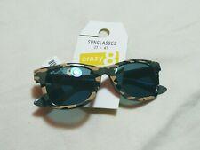 Crazy 8 Kids 2T-4T Camo Blue Lens Sunglasses ANSI Compliant