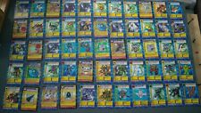 Lot Of 76 1st edition Digimon Trading Cards 1999 in Excellent Condition