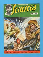 ►  SCIUSCIA N°68 - Avril 1954 - TBE