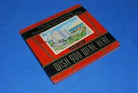 Wish You Were Here Great Hotels Picture Post Cards Zaid BlueLakeStamps Nice Fun