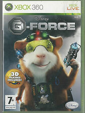 Xbox 360 Disney G-Force
