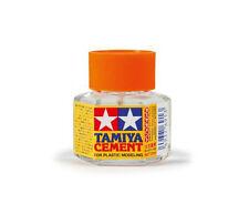 Tamiya Liquid Glue Cement for Plastic Models  20ml glass bottle 87012