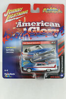 A.S.S NEU Johnny Lightning 1/64 Plymouth Belvedere American Glory Street Freaks
