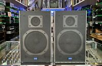 PIONEER S-33X Speaker 2 Way Vintage 1982 Refurbished 90 Watts RMS LIKE NEW