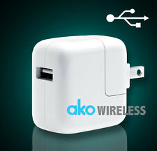 USB AC Wall Charger Cube Plug for iPad 2 3 4 5 Air Mini iPhone 4 5 6 6s 6+ 7+ 7