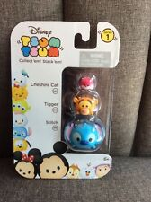Tsum Tsum 3pack with Stitch Tigger and Cheshire cat