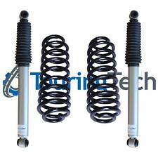Touring Tech Rear Suspension Air Bag to Coil Spring Conversion Kit + Shocks
