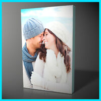 "YOUR PHOTO ON BOX CANVAS ART FROM 8""X12"" IN 2:3 RATIO"